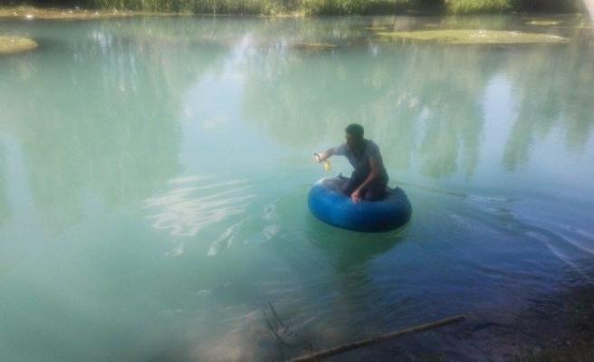 Serinlemek İçin Nehre Giren Genç Kayboldu!