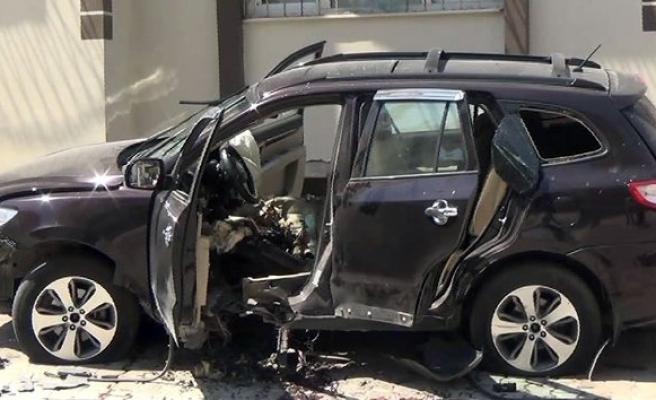 Muhalif komutana Hatay'da bombalı saldırı!