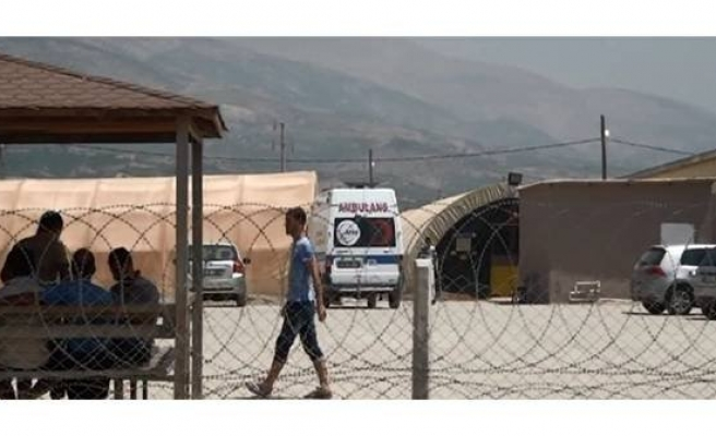 Suriyeli Mültecilere Prefabrik Hastane!
