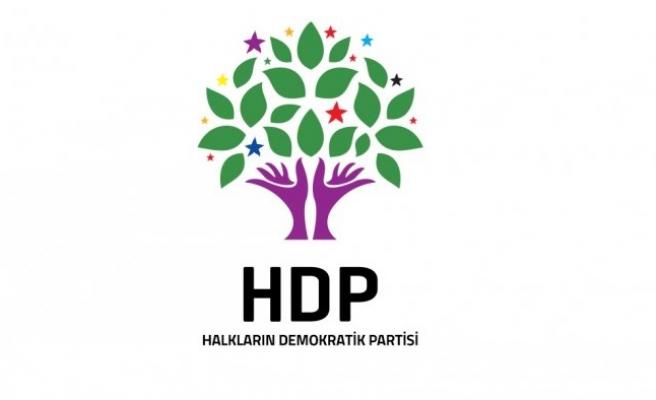 HDP'den Dağlıca açıklaması: