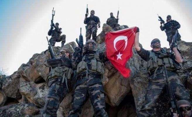 Bordo bereliler 73 teröristi etkisiz hale getirdi!