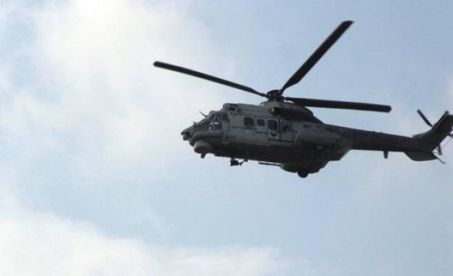 Tatvan'da hava destekli operasyon başlatıldı!