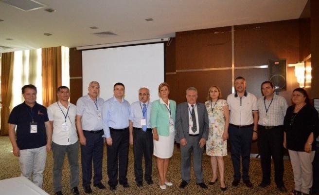 Kahramanmaraş'ta Muhasebe ve Denetim Çalıştayı