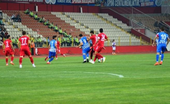 Kahramanmaraş BBS 0-0 Diyarbekirspor