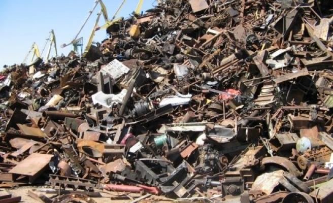Atık Metaller Vasıflı Çeliğe Dönüşecek!