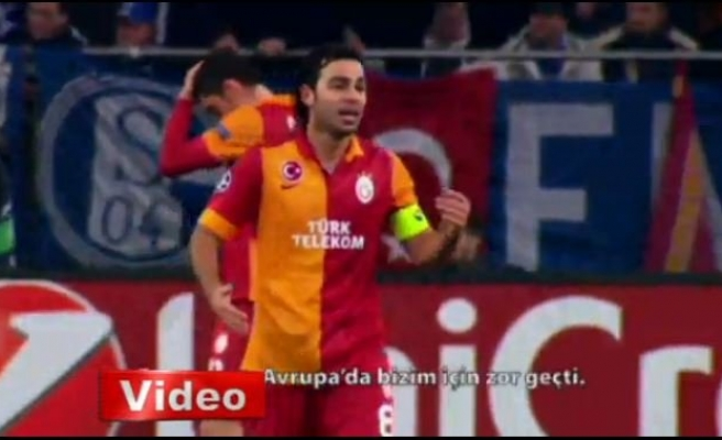 UEFA'dan Galatasaray'a Devler Ligi klibi!