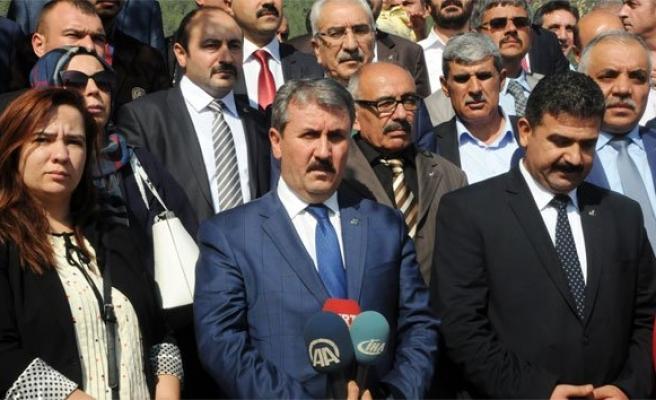 Muhsin Yazıcıoğlu davasının 6'ncı duruşması!