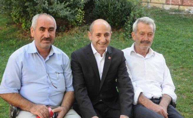 CHP adayı Öztunç, Bakanlık Sözü Verdi!