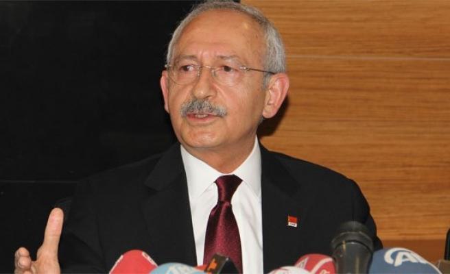 Kılıçdaroğlu: 'Asgari ücretten vergiyi kaldıracağız'!