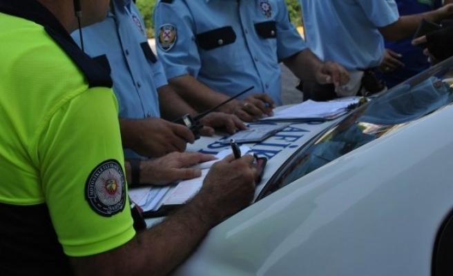 Trafik cezaları e-Devlet'ten öğrenilebilecek!