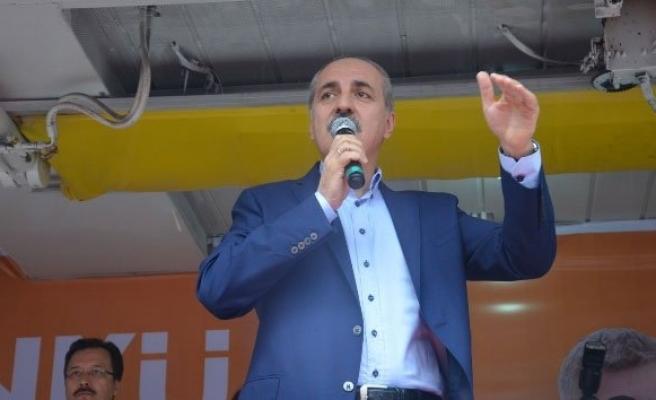 'Türkiye hangi istikamete gideceğine karar verecek'!