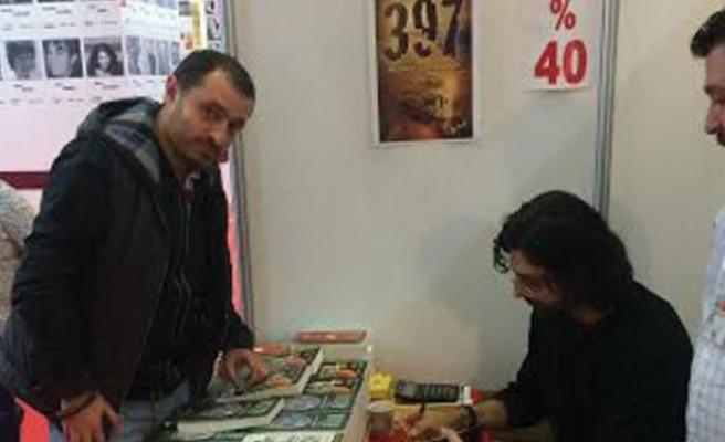Hamza Yardımcıoğlu okuyucularıyla buluştu!