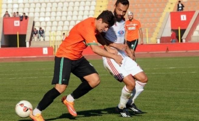 Kahramanmaraşspor Anadolu Üsküdar'ı 3-0 mağlup etti!