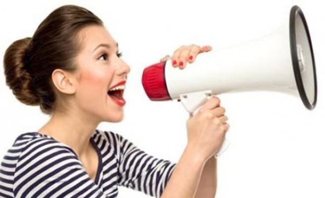 Hızlı ve yüksek sesle konuşanlar dikkat!