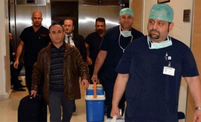 Türkiye canlıdan organ naklinde dünyada 1. sırada!