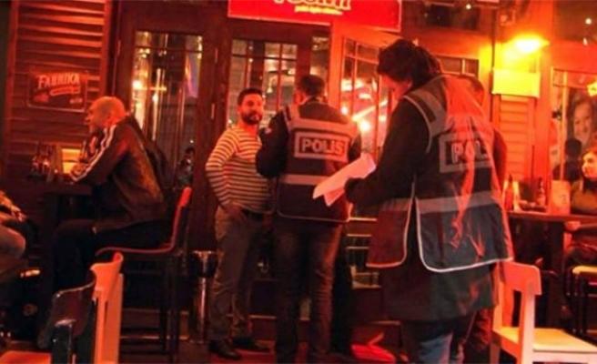 İzmir'de 200 personelle sahte içki denetimi!!