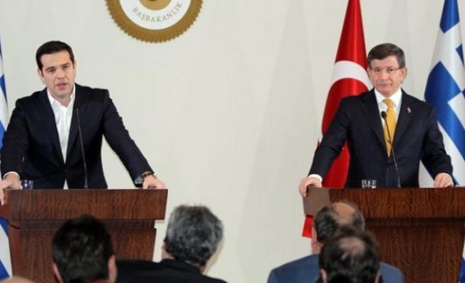Çipras'tan Davutoğlu'na başsağlığı telefonu!