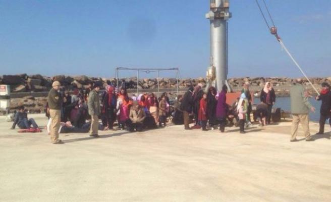 Yine mülteci faciası: 1 bebek öldü!