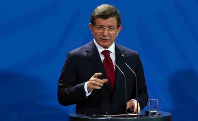 Başbakan Davutoğlu: 'Ortak bir zeminde buluşma konusunda ümitliyim'!