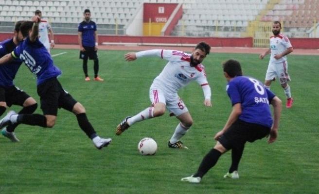 Alpedo Kahramanmaraşspor-Hacettepespor:   0-0