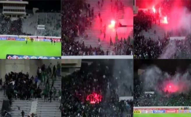 Fas'ta futbol terörü: 2 ölü, 54 yaralı!