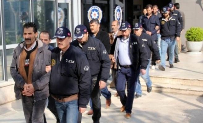 DBP ve HDP'li başkanlar hakim karşısında!