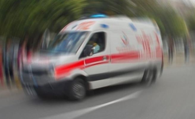Kazada can pazarı: 3 yaralı!
