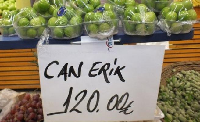 Erik fiyatı altınla yarışıyor!