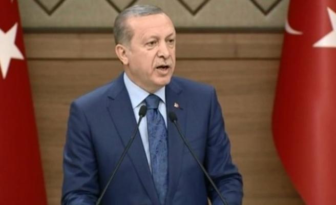 Cumhurbaşkanı Erdoğan'dan Belçika'ya taziye mesajı!