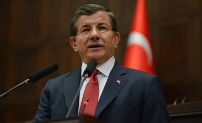 Davutoğlu'ndan, CHP ve HDP'ye sert eleştiri!