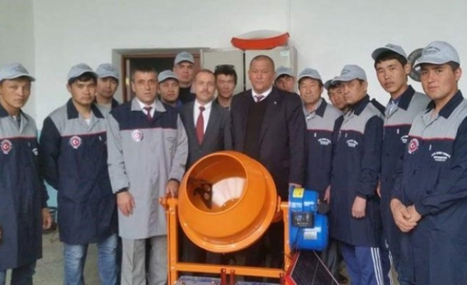 Ahmet Yesevi Üniversitesi'nden güneş enerjisi atağı!