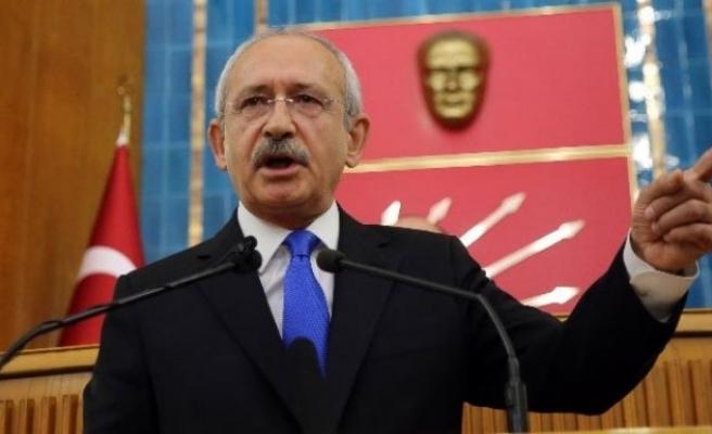 Kılıçdaroğlu: 'Sonuna kadar takipçisi olacağız'!