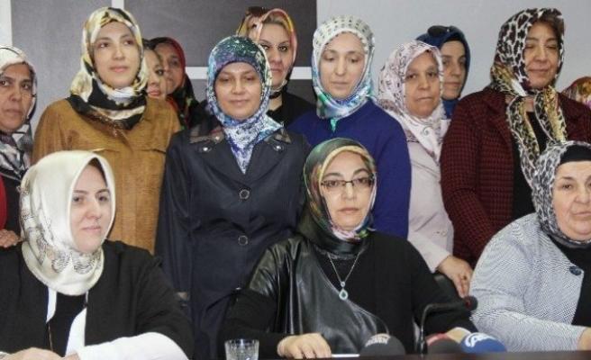 Ak Parti Kahramanmaraş Kadın Kollarından CHP Liderine tepki