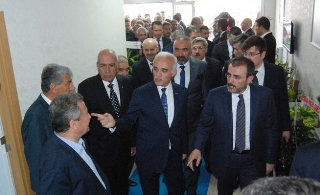Müsiad'In Kahramanmaraş'ta yeni hizmet binası açıldı