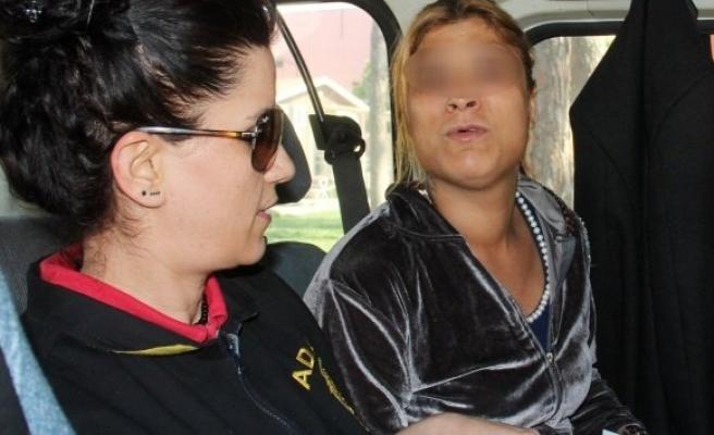 İlişki vaadiyle kandırdığı sürücüyü gasp etti, tutuklandı!