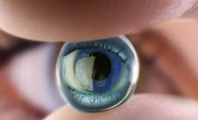 Göz tansiyonuna dikişsiz ameliyatla çare!