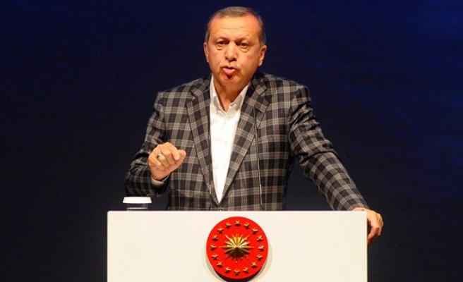 Erdoğan: Alın yargılayın, bedeli neyse ödesinler!