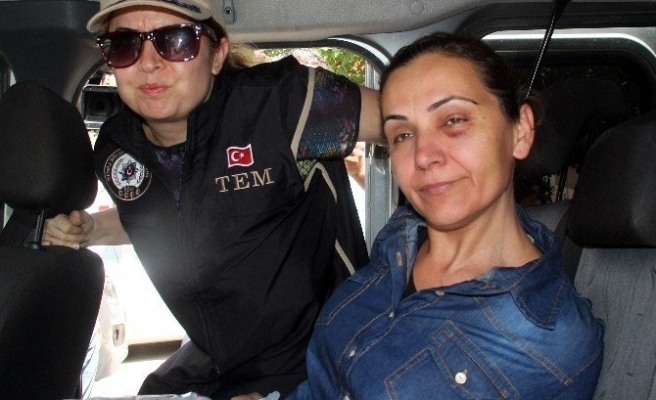 Tanınmamak İçin Türban Takan MLKP'li Tutuklandı!