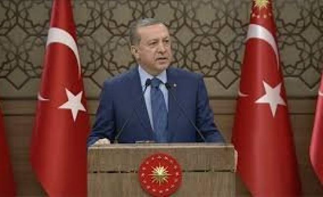 Cumhurbaşkanı Erdoğan, Katar Başbakanını kabul etti!