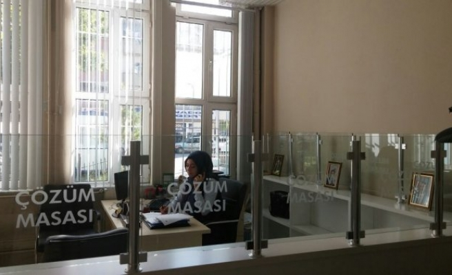 Büyükşehir'in İlçelerdeki Kapısı: Çözüm Masası