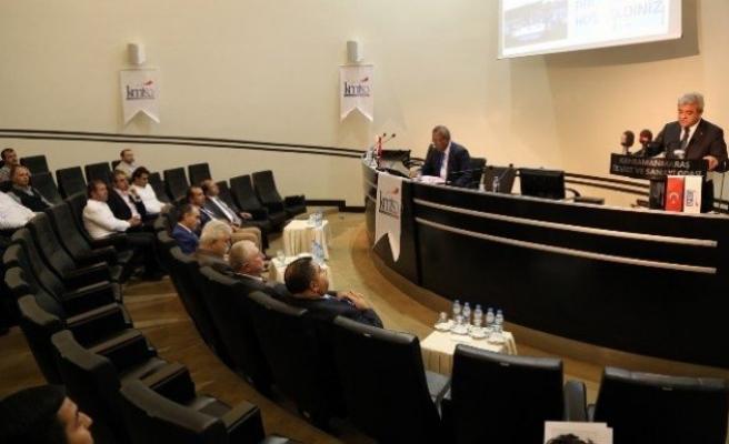 Kmtso 40'ıncı Meclis toplantısı