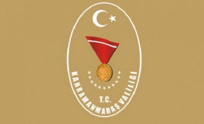Kahramanmaraş'ta Protesto Yasağı Uzatıldı!