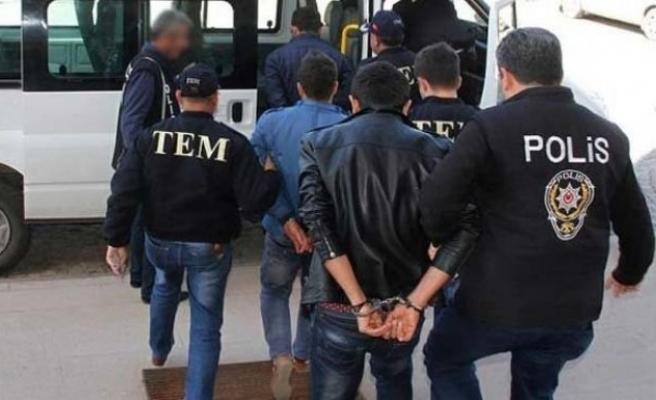 Kahramanmaraş'ta 3 DAEŞ ve 1 PKK üyesi tutuklandı!