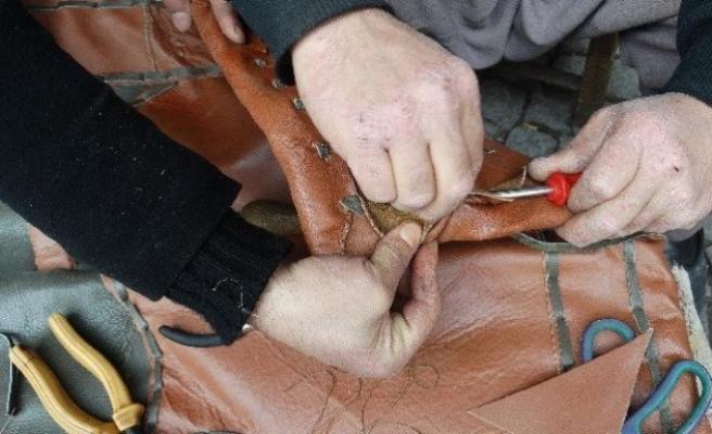 Türkiye'nin son Saraç Ustası Kahramanmaraş'ta