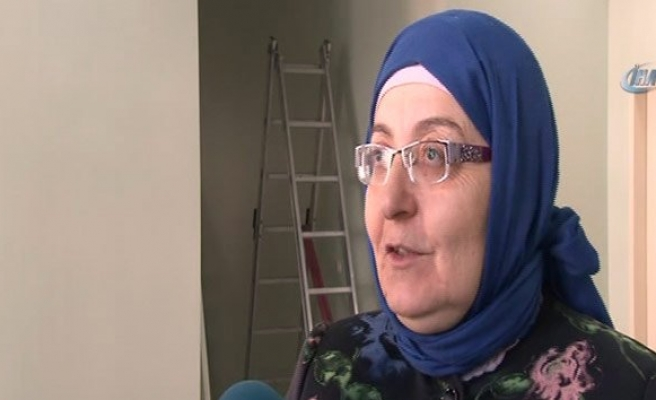 Suriyeli kadın 'dilenciliğe' savaş açtı!