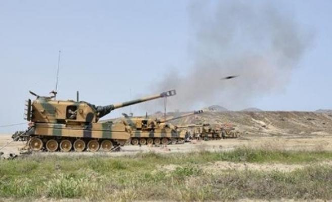 El Bab'da çatışmalar şiddetlendi!