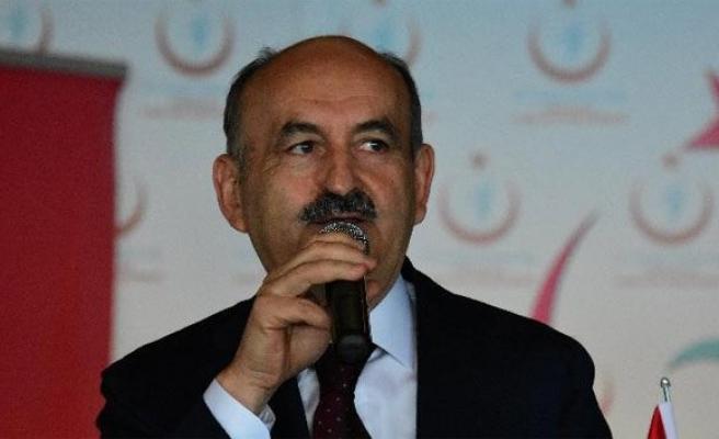Bakan Müezzinoğlu'ndan GSS açıklaması!