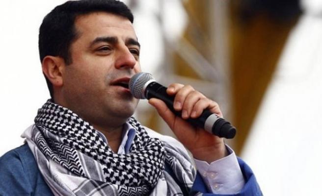 Selahattin Demirtaş'a 4 yıl hapis istemi!