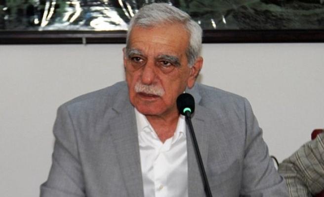 Ahmet Türk: 'Kürt halkı ile Türk halkı kardeştir'!