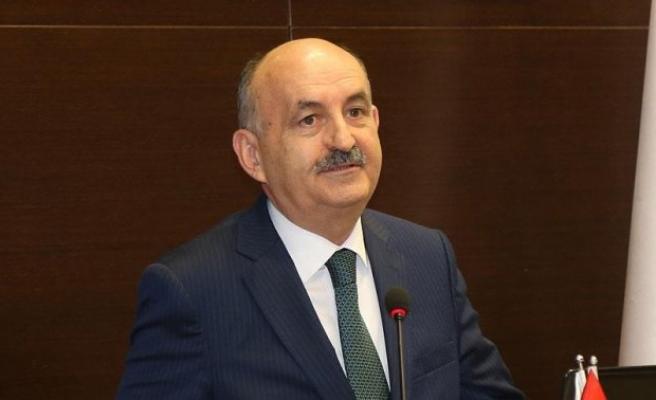 Bakan Müezzinoğlu: 'İşsizlik hedefimiz yüzde 9'un altı'